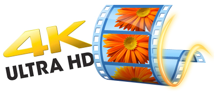 4K MXF to Windows Movie Maker